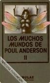 Portada de LOS MUCHOS MUNDOS DE POUL ANDERSON II