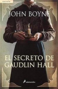 Portada de EL SECRETO DE GAUDLIN HALL