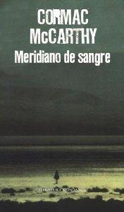 Portada de MERIDIANO DE SANGRE