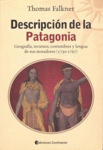 Portada de DESCRIPCIÓN DE LA PATAGONIA Y DE LAS PARTES ADYACENTES DE LA AMÉRICA MERIDIONAL