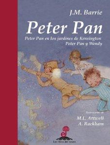 Peter pan en los jardines de kensington peter pan y wendy for Jardines de kensington