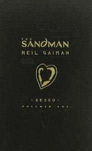 Portada de THE SANDMAN. DESEO (SANDMAN#2)