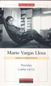 NOVELAS 1969-1977. OBRAS COMPLETAS, VOLUMEN II