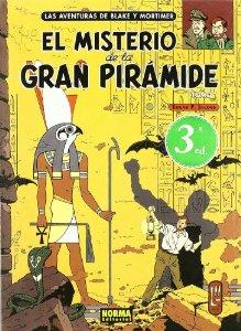 EL MISTERIO DE LA GRAN PIRÁMIDE ( LAS AVENTURAS DE BLAKE Y MORTIMER#2)