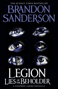 Portada de LEGION: LIES OF THE BEHOLDER