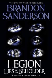 LEGION: LIES OF THE BEHOLDER (LEGIÓN #3)