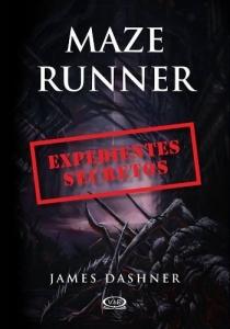 Portada de MAZE RUNNER: EXPEDIENTES SECRETOS