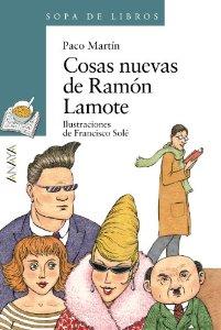 Portada de COSAS NUEVAS DE RAMÓN LAMOTE