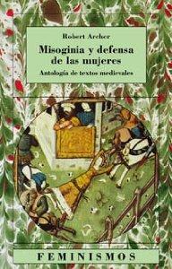 Portada de MISOGINIA Y DEFENSA DE LAS MUJERES