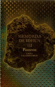 Portada de PANTEÓN (MEMORIAS DE IDHÚN #3)