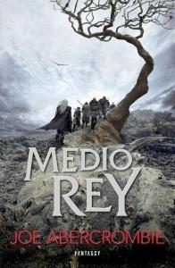 Portada de MEDIO REY (EL MAR QUEBRADO #1)