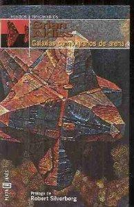 Portada de GALAXIAS COMO GRANOS DE ARENA
