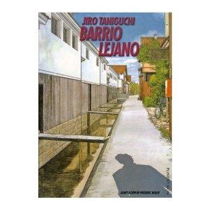 Portada de BARRIO LEJANO