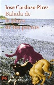 Portada de BALADA DE LA PLAYA DE LOS PERROS