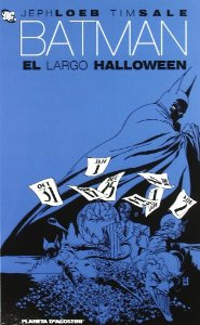Portada de BATMAN: EL LARGO HALLOWEEN