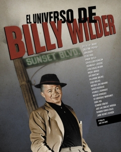 Portada de EL UNIVERSO DE BILLY WILDER