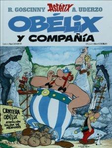 OBÉLIX Y COMPAÑÍA (ASTÉRIX #23)