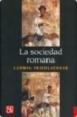 Portada de LA SOCIEDAD ROMANA
