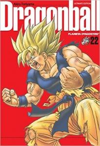 DRAGON BALL (ULTIMATE EDITION #22)