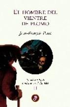 Portada de EL HOMBRE DEL VIENTRE DE PLOMO (NICOLAS LE FLOCH, COMISARIO EN E L CHATELET # 2)