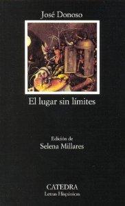 Portada de EL LUGAR SIN LÍMITES