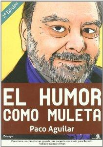 Portada de EL HUMOR COMO MULETA