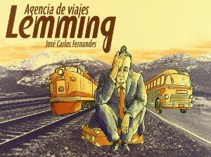 Portada de AGENCIA DE VIAJES, LEMMING