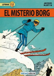 EL MISTERIO BORG (LEFRANC#3)