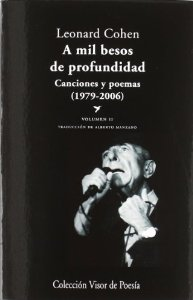 Portada de A MIL BESOS DE PROFUNDIDAD II: CANCIONES Y POEMAS (1979-2006)