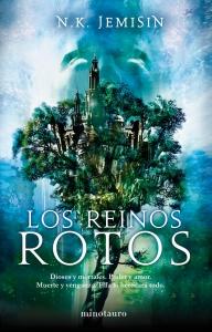 Portada de LOS REINOS ROTOS (TRILOGÍA DE LA SUCESIÓN #2)