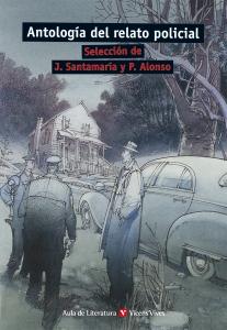 Portada de ANTOLOGÍA DEL RELATO POLICIAL