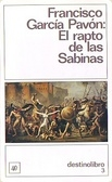 EL RAPTO DE LAS SABINAS <(PLINIO #3)
