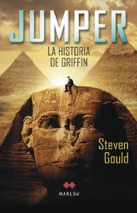 Portada de JUMPER (II). LA HISTORIA DE GRIFFIN
