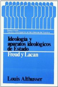 Portada de IDEOLOGÍA Y APARATOS IDEOLÓGICOS DE ESTADO. FREUD Y LACAN