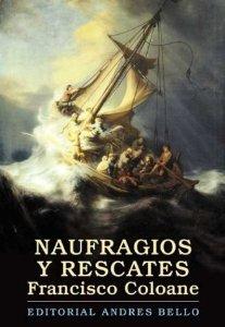 Portada de NAUFRAGIO Y RESCATES