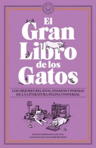 Portada de EL GRAN LIBRO DE LOS GATOS