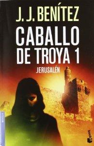 Portada de JERUSALÉN (CABALLO DE TROYA #1)