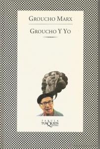 Portada de GROUCHO Y YO