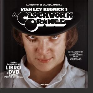 STANLEY KUBRICK. LA NARANJA MECÁNICA. LIBRO + DVD