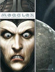 Portada de MEGALEX