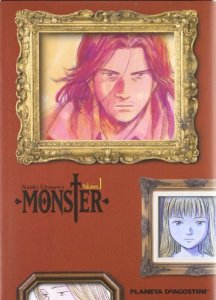 Portada de MONSTER KANZENBAN Nº 1 (MONSTER #1)