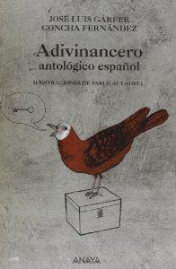 Portada de ADIVINANCERO ANTOLÓGICO ESPAÑOL
