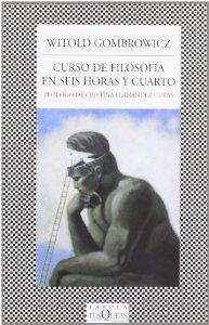 CURSO DE FILOSOFÍA EN SEIS HORAS Y CUARTO