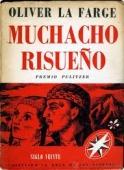 Portada de MUCHACHO RISUEÑO