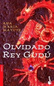 Portada de OLVIDADO REY GUDÚ