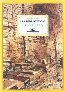 Portada de LAS BIBLIOTECAS PERDIDAS