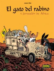 EL GATO DEL RABINO. JERUSALÉN DE ÁFRICA (EL GATO DEL RABINO #5)
