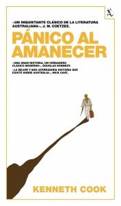 Portada de PÁNICO AL AMANECER