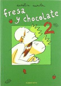 Portada de FRESA Y CHOCOLATE 2