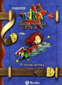 Portada de EL MUNDO DE KIKA: KIKA SUPERBRUJA